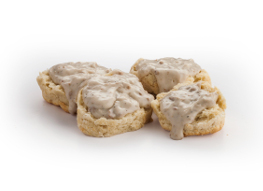 Biscuits and Gravy Gas station